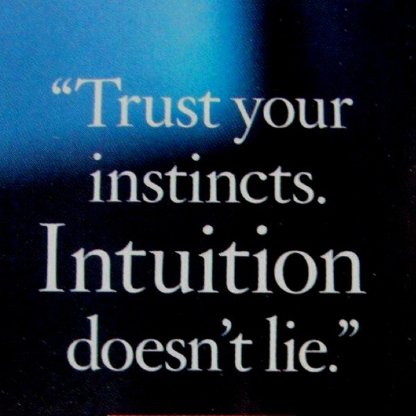 Image result for Intuition