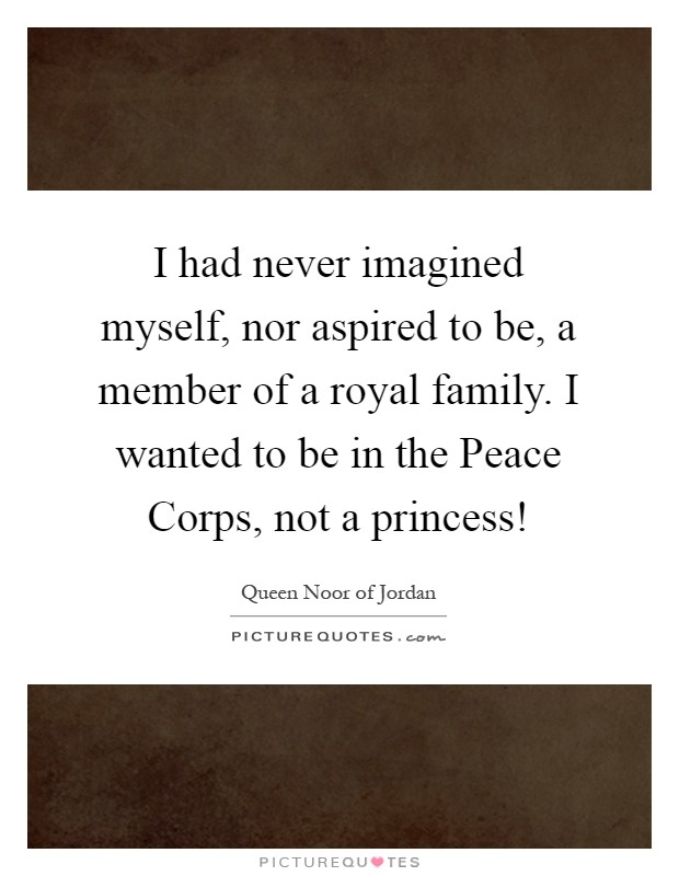 Quotes About Peace Corps