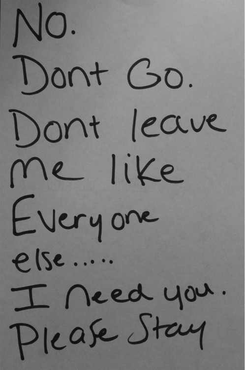 Don T Leave Me Quotes : leave, quotes, Leave, Quote, Number, 684141, Picture, Quotes