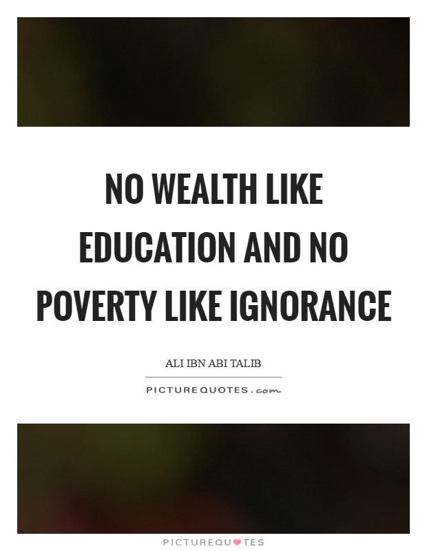 Quotes About Poverty And Education : quotes, about, poverty, education, Education, Poverty, Quotes, Sayings, Picture