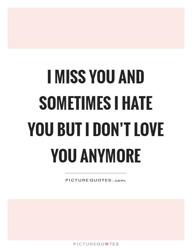 i don't want you anymore quotes - subzin