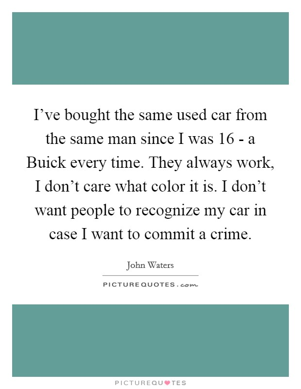 John Waters Quotes Amp Sayings 140 Quotations