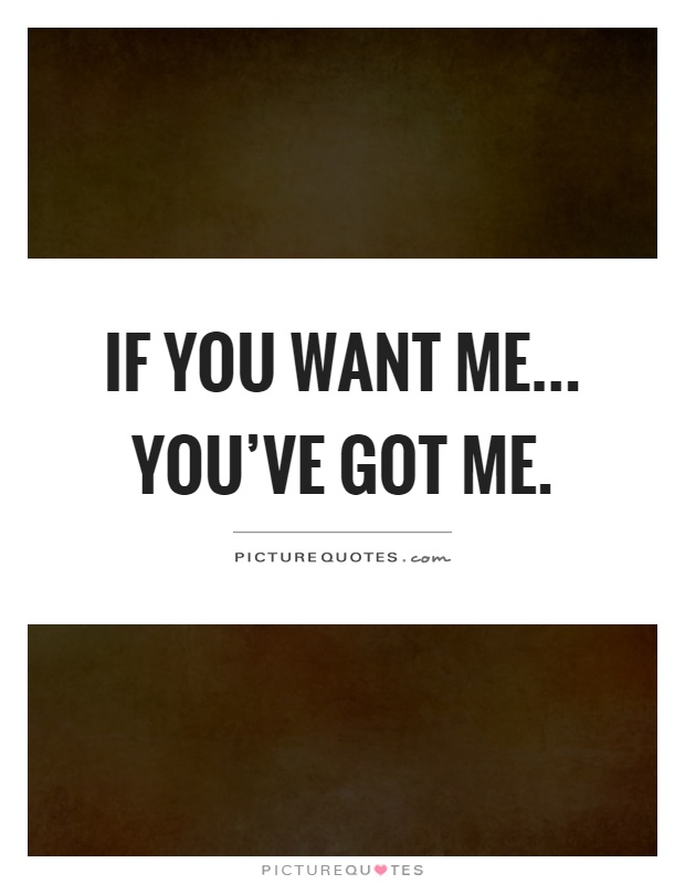 I Got Me Quotes : quotes, Me..., You've, Picture, Quotes