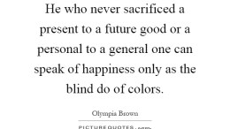 Olympia Brown Quotes Sayings 3 Quotations