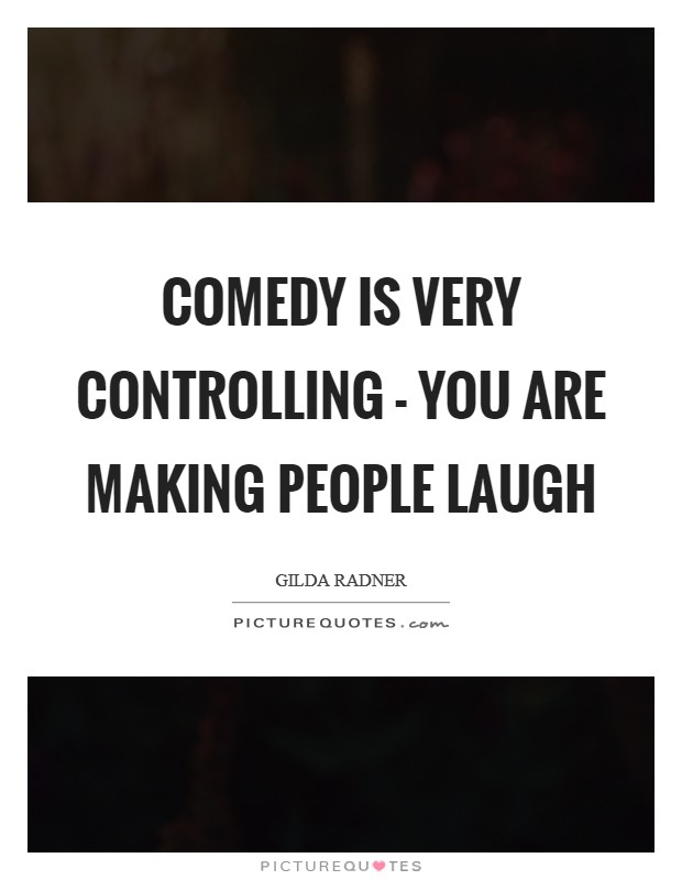Making Others Laugh Quotes