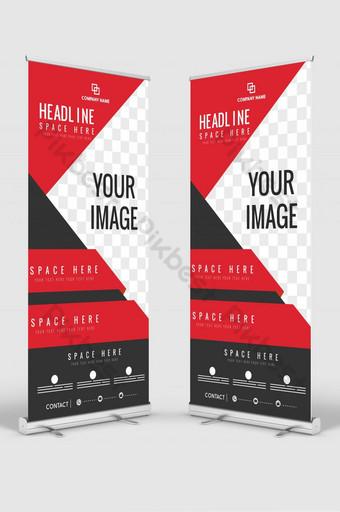 X Banner Cdr : banner, Banner, Design, Templates, Vector, Download, Pikbest