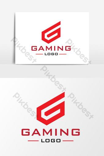 Logo Huruf G Keren : huruf, keren, Templates, Vector, Download, Pikbest