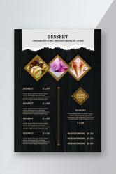Creative Restaurant Menu Design AI Free Download Pikbest