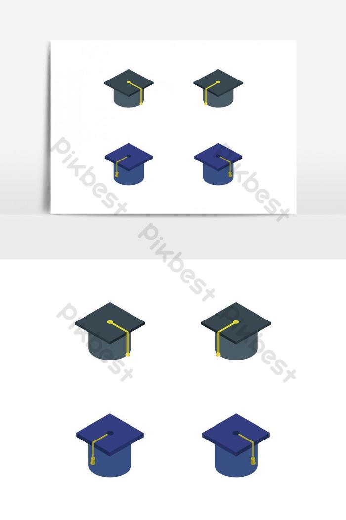 Topi Wisuda Vector : wisuda, vector, Wisuda, Isometrik, Diilustrasikan, Diwarnai, Dalam, Vektor, Latar, Belakang, Putih, Elemen, Grafis, Templat, Unduhan, Gratis, Pikbest