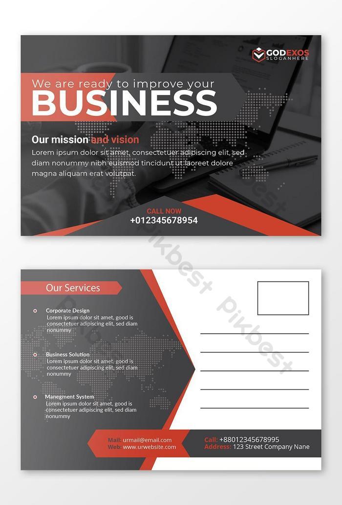 商業明信片設計模板| AI 素材免費下載 - Pikbest