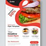 Fast Food Flyer Design Template Cooking Cafe And Restaurant Menu Food Ordering Eps Free Download Pikbest