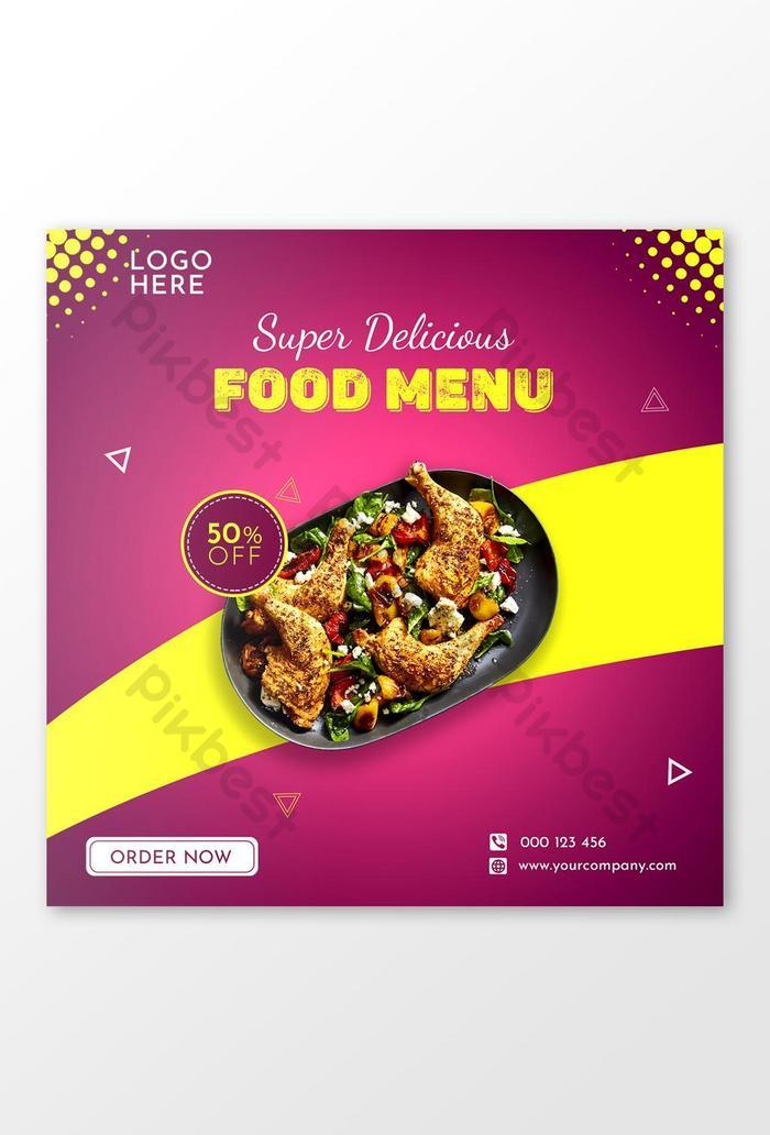 Desain Spanduk Makanan : desain, spanduk, makanan, Desain, Template, Spanduk, Makanan, Kreatif, Templat, Unduhan, Gratis, Pikbest