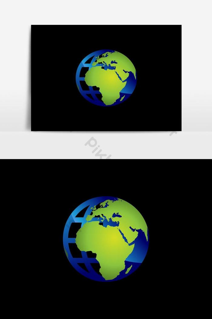Earth Logo Png : earth, Earth, Design, Template., Globe, Symbol, Images, Download, Pikbest