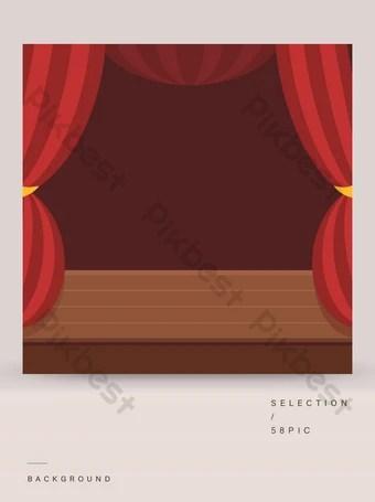 Latar Belakang Teater : latar, belakang, teater, Latar, Belakang, Panggung, Teater, Templat, Unduhan, Gratis, Pikbest