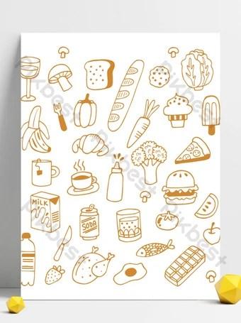 Background Food Png : background, Background, Images, Design, Pikbest