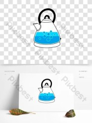 Kettle Boiling Templates Free Psd & Png Vector Download Pikbest