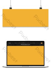 Creative simple pineapple background Backgrounds PSD Free Download Pikbest