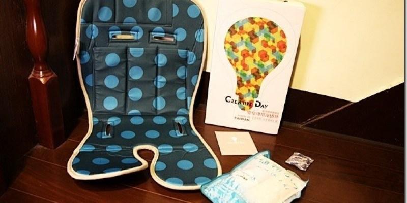 育兒好物|【C&D宅一起】台灣專利嬰兒涼感墊及日本冰袋 讓小寶貝坐車車不會再悶熱囉!!