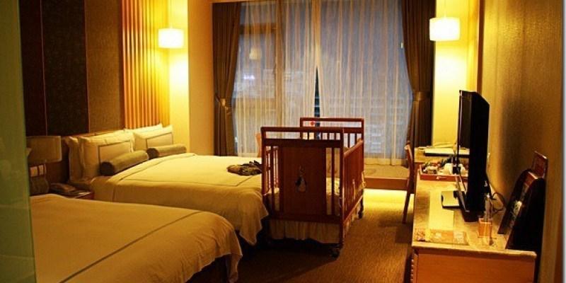 住宿‧礁溪|適合全家一同泡湯旅遊的親子飯店《長榮鳳凰酒店(礁溪)》