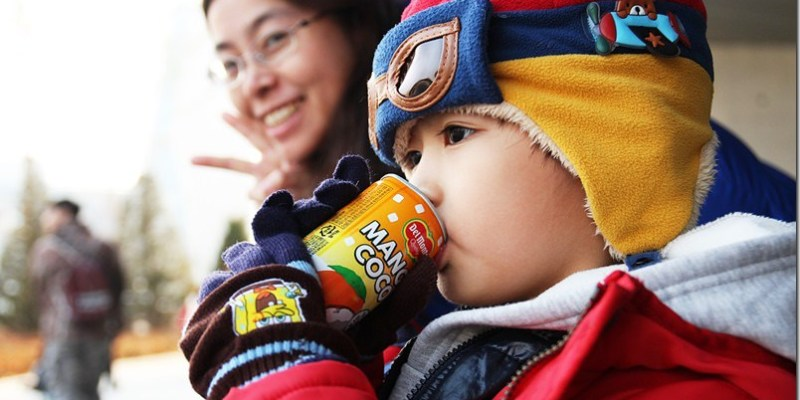 小人出國 與孩子的親子旅程不需等待 2歲前出國剛剛好