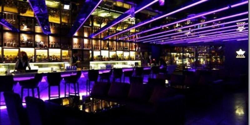 主題餐廳‧台中 隱身於悅棧酒店裡超有氣氛的Lounge bar《Mirage Club》