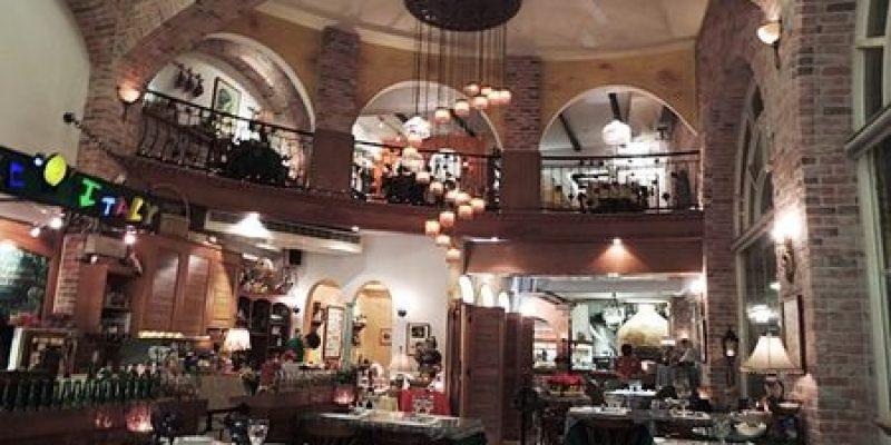 食記‧員林美食|在充滿異國風情的建築裡吃美食就在《小義大利(員林店)》