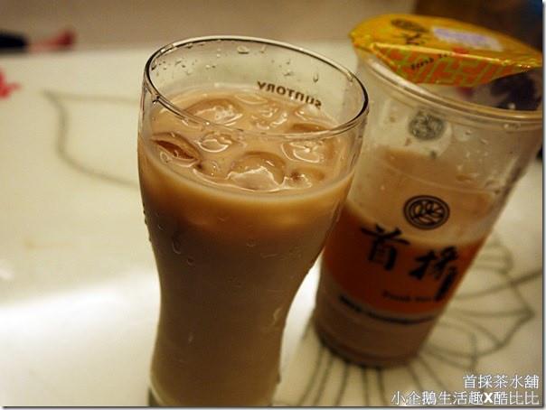 台中‧飲品 逢甲商圈內標榜產地直送的新鮮手搖飲《首採茶水舖》