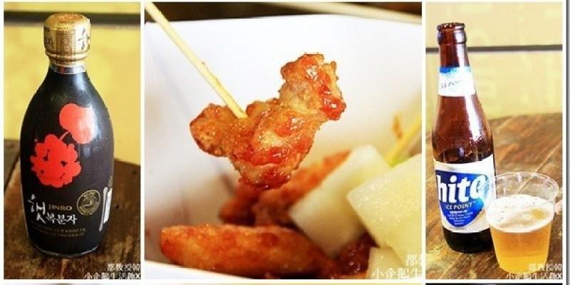 台北。美食|【都教授韓國炸雞】捷運中山站來自星星的炸雞保證吃了會無法忘懷