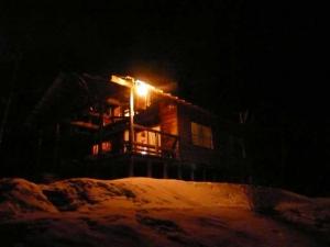 わが家の夜景