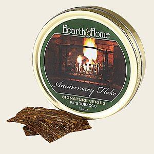 Hearth & Home Signature Anniversary Flake Pipe Tobacco