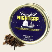 Dunhill's Best Seller, Nightcap - Pipes and Cigars