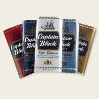 Captain Black Pipe Tobacco Sampler - Pipes and Cigars