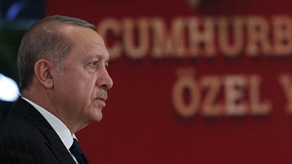 Erdoğan'dan Yunanistan'ın Ayasofya açıklamasına sert tepki: Haddini bilmezse Türkiye'nin yapacağı bellidir