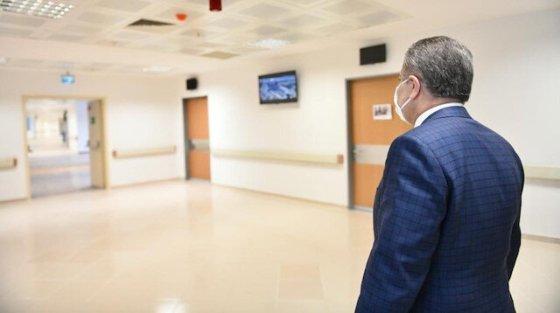 Ο υπουργός Υγείας Koca μοιράστηκε: Η Κωνσταντινούπολη θα έχει σύντομα ένα νέο νοσοκομείο