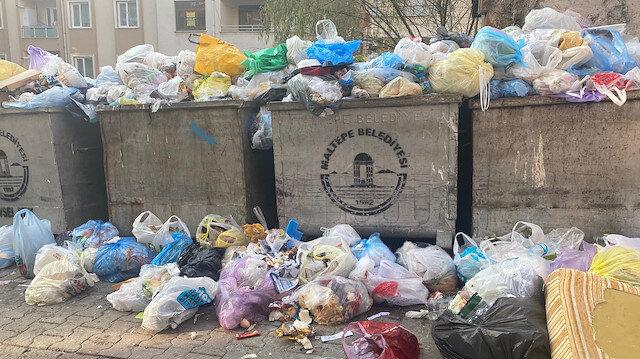 Cumhurbaşkanı Erdoğan'dan İBB'ye çöp dağları tepkisi: Sen belediye başkanı değil misin?