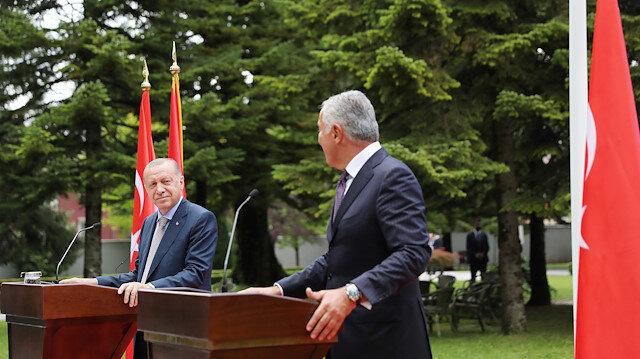 Cumhurbaşkanı Erdoğan: Balkanlarda tarihten gelen sorumluluğumuz var