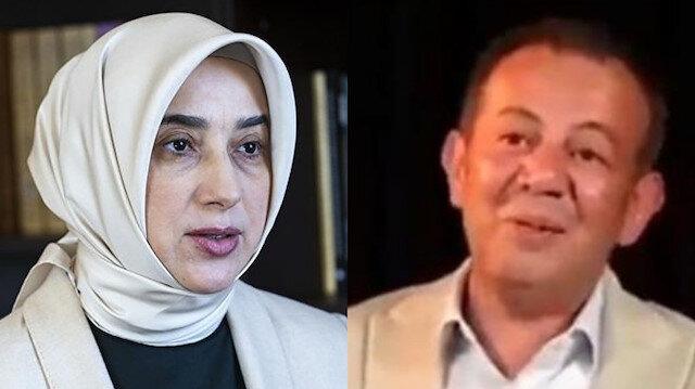 Özlem Zengin'den CHP'li Tanju Özcan'ın iğrenç imasına tepki: Mensubu olduğu siyaset adına şaşırtmayan bir vaka
