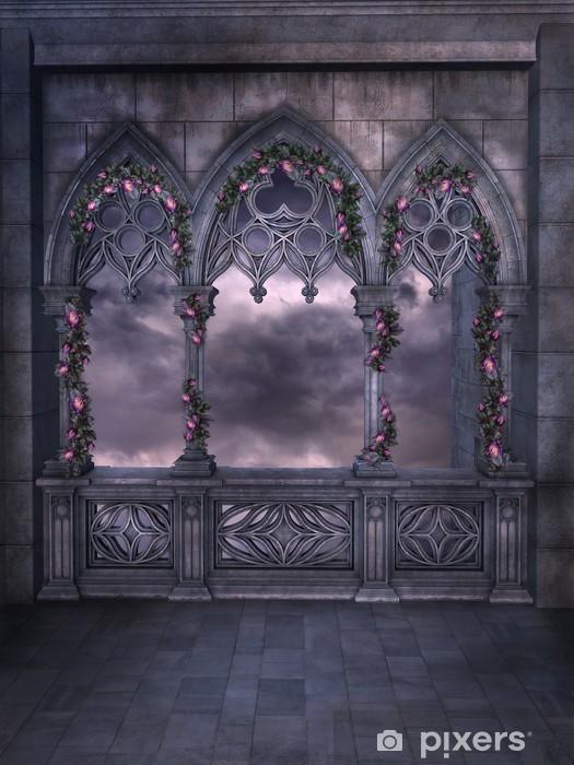 Il supporto vinilico proviene infatti dal mondo professionale, utilizzato da interior designer e architetti per il rivestimento di diverse superfici: Gothic Romantic Background Wall Mural Pixers We Live To Change