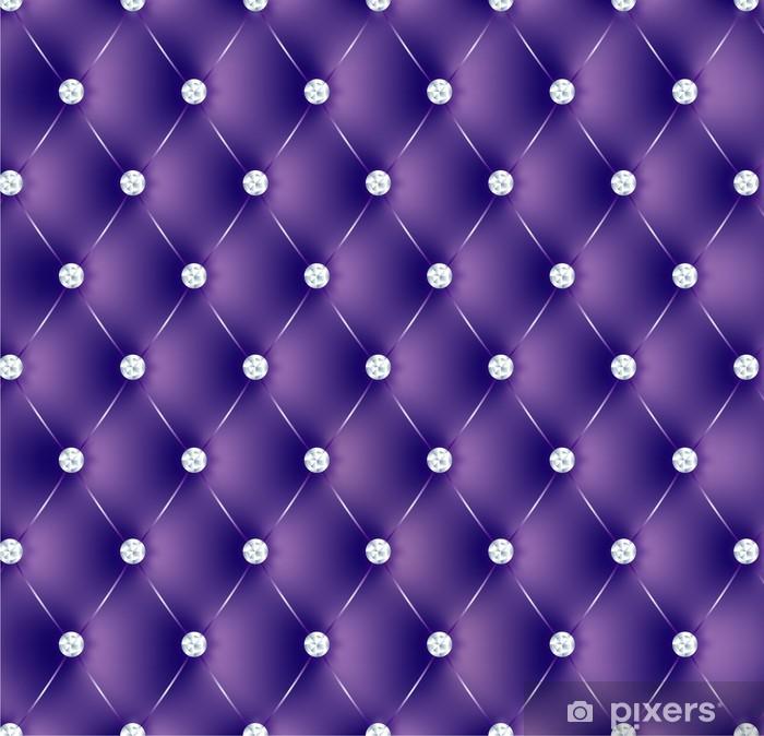 papier peint capitonne violette boutons diams 1 pixers nous vivons pour changer