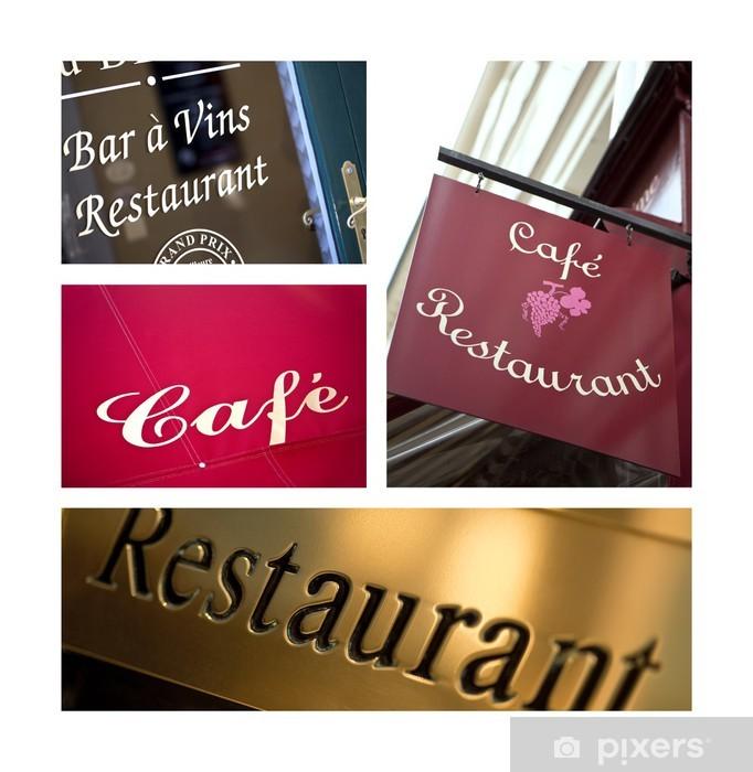 https pixers fr papiers peints cafe bar restaurant bistrot commerce enseigne 35541706