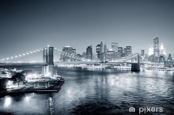 Eur 15,29 a eur 82,39. Carta Da Parati New York City Manhattan Downtown In Bianco E Nero Pixers Viviamo Per Il Cambiamento
