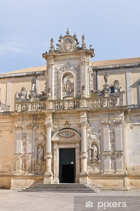 Scopri (e salva) i tuoi pin su pinterest. Carta Da Parati Duomo Di Lecce Puglia Italia Pixers Viviamo Per Il Cambiamento