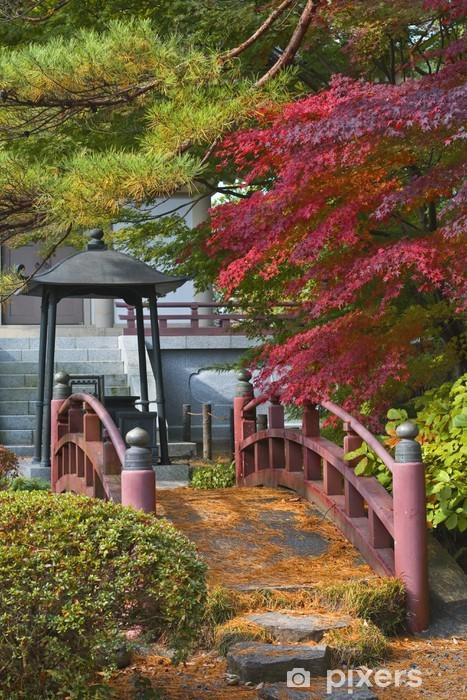 fototapete japanische brucke pixers wir leben um zu verandern