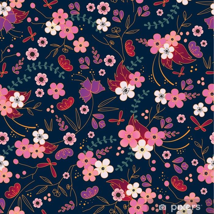 https pixers fr rideaux occultants motif de style japonais 46019041
