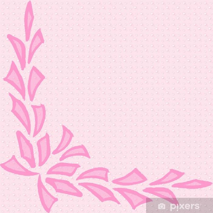 carta da parati texture foto mural bianca, parete e soggiorno. Carta Da Parati Bordure Rose Pixers Viviamo Per Il Cambiamento