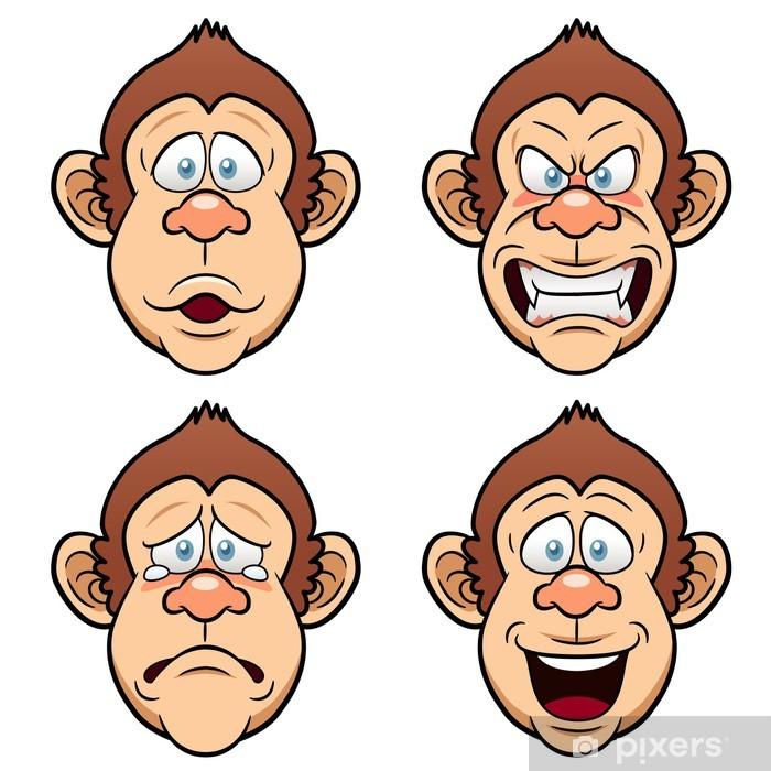 illustration of cartoon face