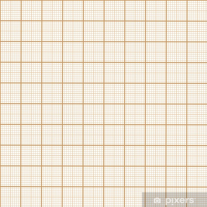 Vinilo Pixerstick Papel milimetrado transparente  Pixers