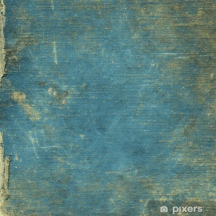 Un'infinità di sfumature, un'unica emozione. Turquoise Blue Grunge Fabric Background Texture Poster Pixers We Live To Change