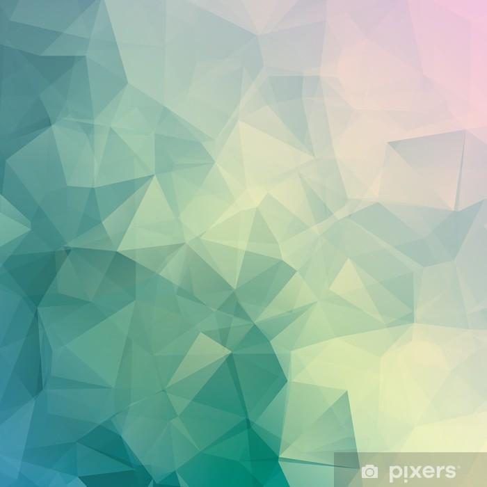 rideau occultant triangle geometrique de couleur pastel vecteur de fond pixers nous vivons pour changer