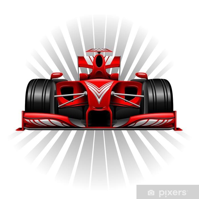 rideau occultant formule 1 voiture de course rouge pixers nous vivons pour changer